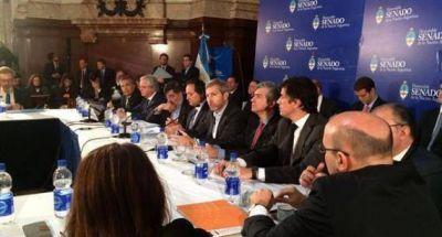 """Frigerio: """"Queremos llevar la inversión en infraestructura a seis puntos del PBI"""""""