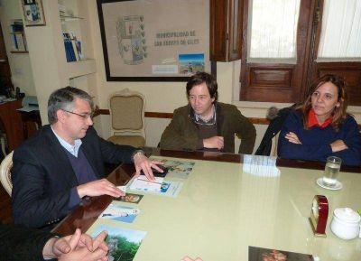 Se reunió el Comité de cuenca del Río Areco
