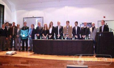 Passalacqua alentó la toma de conciencia sobre el tratamiento de residuos electrónicos