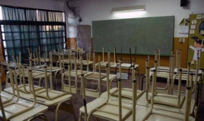 Paro docente: La Provincia confirm� que descontar� el d�a