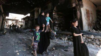 La batalla decisiva en Siria pone en riesgo a 1,5 millones de personas