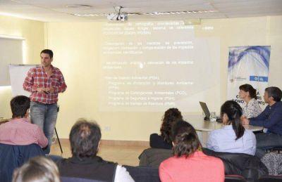 El cuarto proyecto eólico para la zona comodorense pasó por audiencia pública