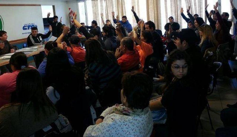 ATE Salud aceptó la oferta salarial del gobierno neuquino