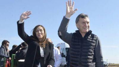 Agresiones a Macri y Vidal en un acto en Mar del Plata
