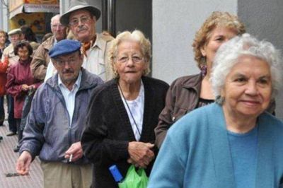 La jubilaci�n m�nima ser� de $5.661 a partir del 1� de septiembre
