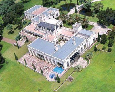 Romero declara 67 millones de patrimonio, pero solo su casa cuesta 52