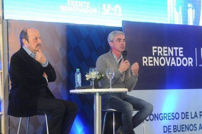Se inaugur� el congreso de dirigentes bonaerenses del Frente Renovador y UNA