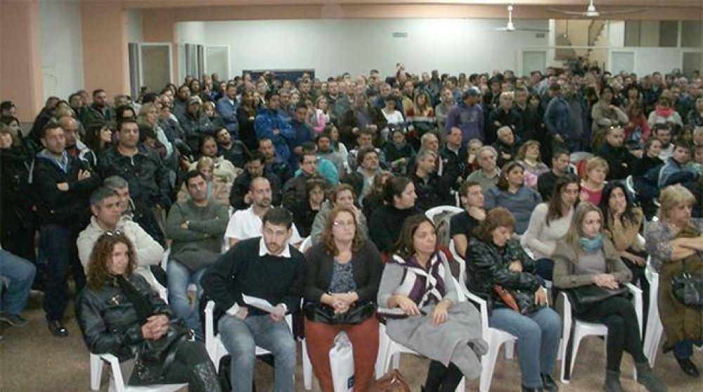Municipales acordaron que habrá paro si se repite el pago desdoblado de sueldos
