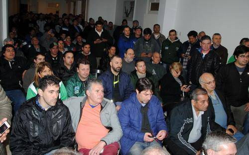 La CGT nacional confirmó a Medina como titular de la Regional Mar del Plata