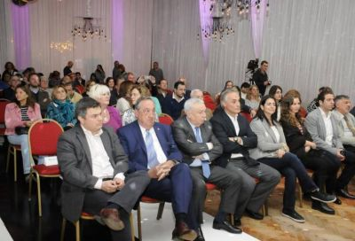 Unidos por Tandil suma el aporte de las empresas a la tarea social de las ONGs, el Municipio y la Unic�n