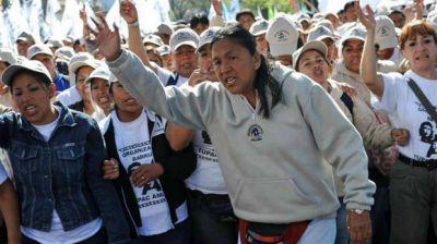 Milagro Sala quedó incomunicada e inició una huelga de hambre