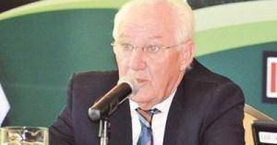 El PJ oficializó a Oscar Lamberto como nuevo titular de la AGN