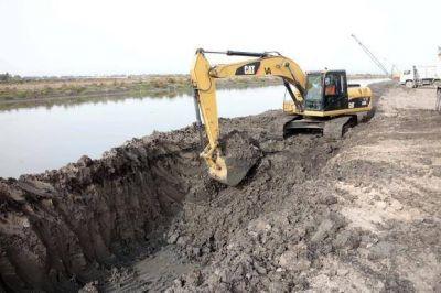 """Obras hidráulicas: para las asambleas el avance """"sigue siendo muy bajo"""""""