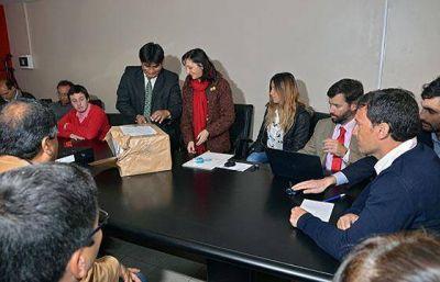 Más 1500 familias de San Lorenzo accederán al servicio de cloacas