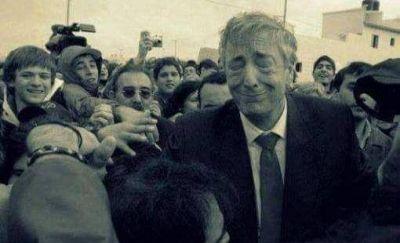 El d�a que N�stor Kirchner camin� por el barrio Belisario Rold�n