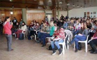 Se realizó con éxito una jornada de capacitación de Centros de Salud