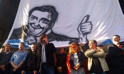 Máximo se puso a la cabeza del Frente Ciudadano de Cristina, cargó contra Macri y el PJ