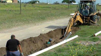 Obras de agua potable y cloacas impactarán en cinco localidades
