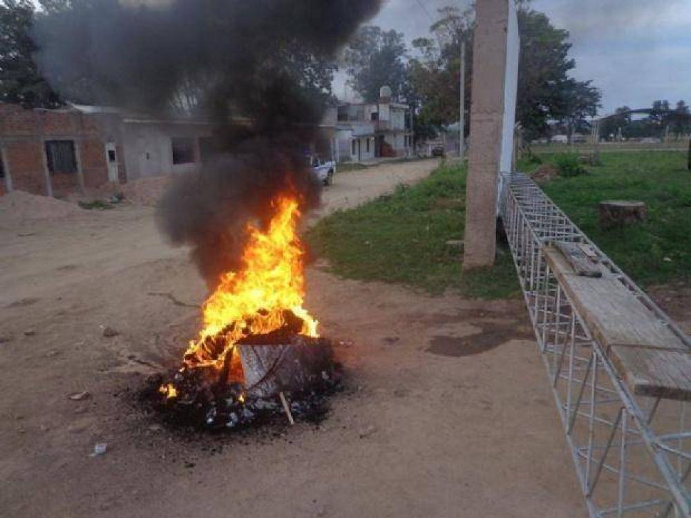 Salvador Mazza: Los fleteros quieren legalizar su actividad, pero el municipio se niega