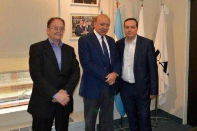 La DAIA invitó a Peppo a visitar Israel y avanzar en una agenda de cooperación