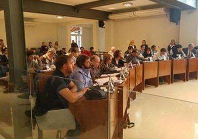 Polémica con el oficialismo de Luis Andreotti