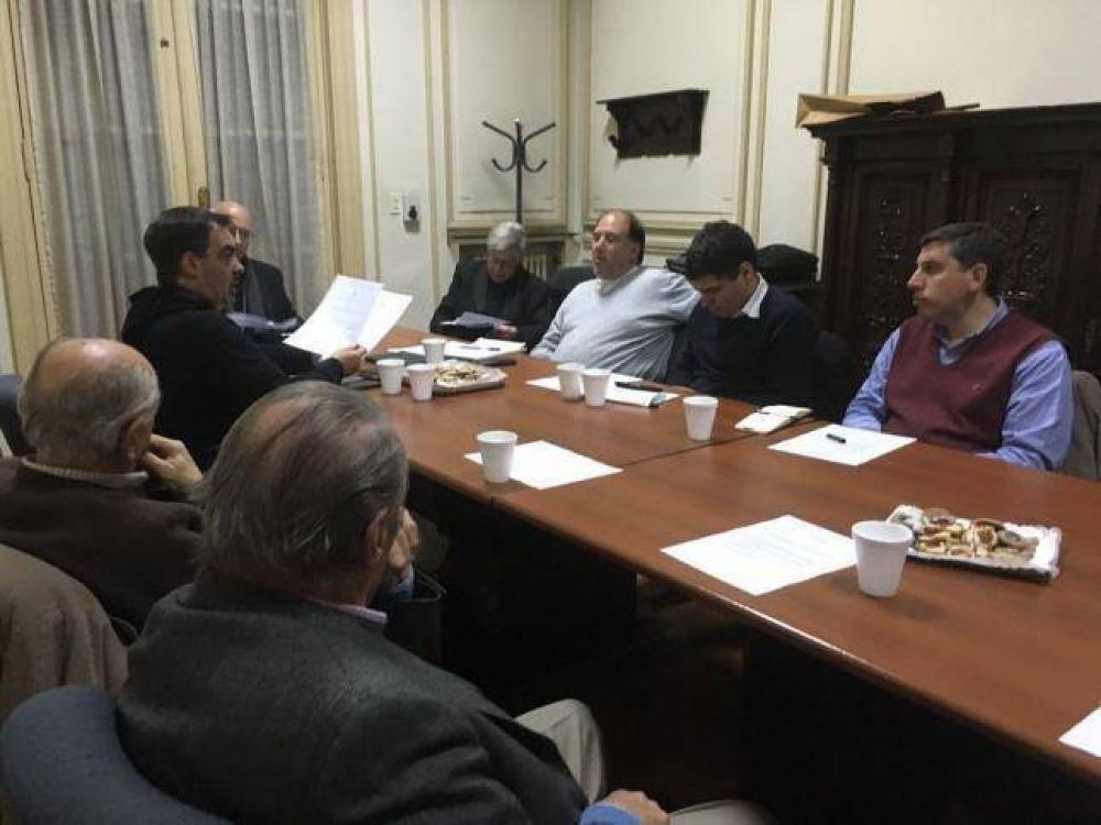 Segunda reunión del Departamento de Comunicadores Sociales (DECOSOC)