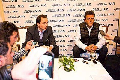 Fiorini celebró el éxito del Congreso Provincial del Frente Renovador