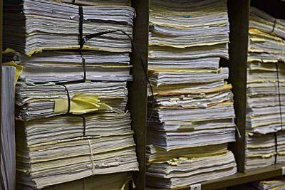 Colaps� la digitalizaci�n judicial y por ahora en los Tribunales seguir�n los expedientes de papel