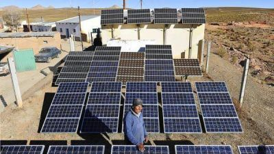 El lento despegue de la energía eólica y solar