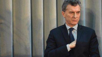 Cay� la imagen positiva del presidente Mauricio Macri y crece la de Cristina Kirchner