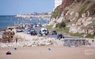Casi 90 mil turistas eligieron Mar del Plata durante el fin de semana largo