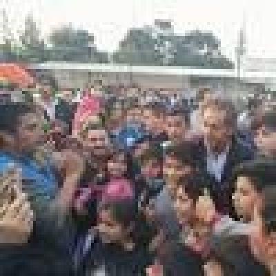 Scioli destacó la unidad del PJ bonaerense en La Plata