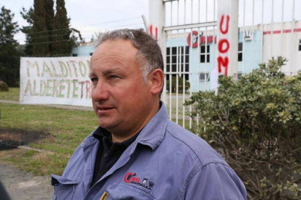 Los trabajadores de Cinpal siguen aguardando soluciones de los empresarios que están en Brasil