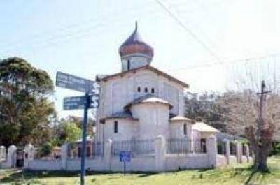 Iglesia Ortodoxa rusa espera la cesión de tierra para su proyecto