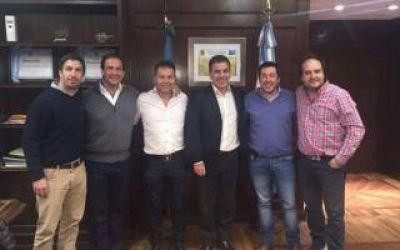 Ritondo se reuni� con intendentes del FpV por inseguridad en sus municipios