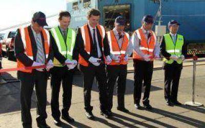 Desde su planta en Z�rate, Toyota Argentina exporta a Latinoam�rca