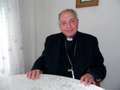 """Monseñor Rubén Frassia: """"Dios es misericordioso, quiere estar con nosotros, con los pueblos, con la gente"""""""