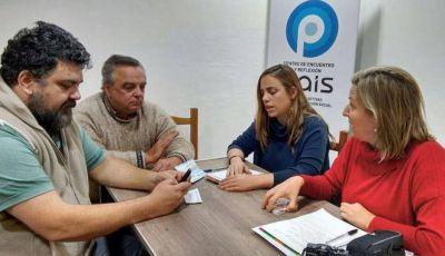 Ante el abandono del SEDRONAR, solicitarán a Nación la continuidad de programas