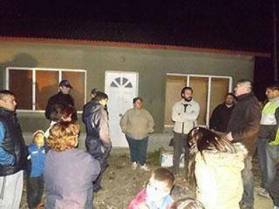 IDUV demandó judicialmente las usurpaciones de viviendas