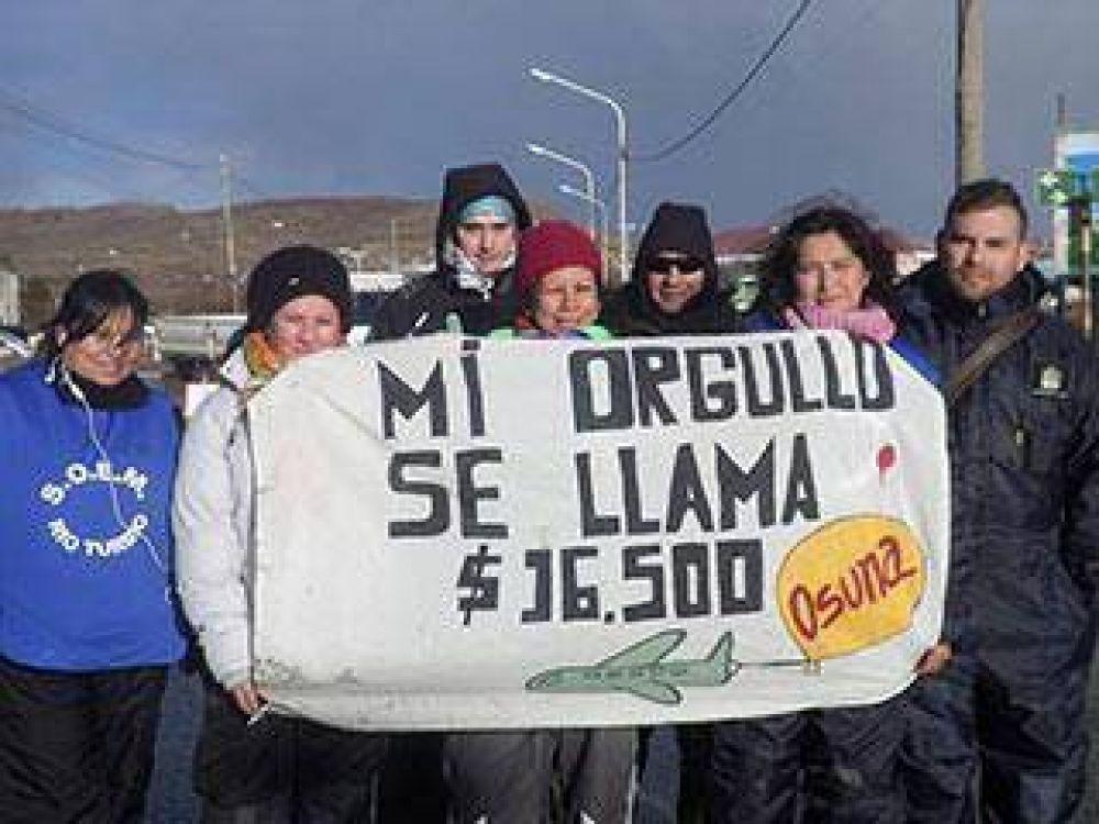 Pérez Osuna prometió que la deuda de Isolux será destinada a sueldos