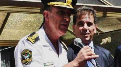 Nuevas denuncias contra el jefe de la Policía Bonaerense