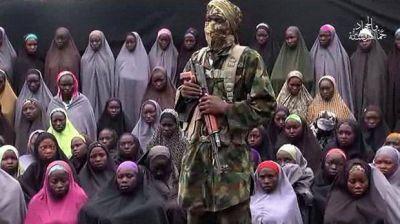 Difunden otro video de las nigerianas secuestradas