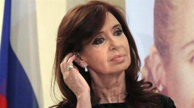 Piden incluir el delito de traici�n a la patria en la denuncia de Nisman contra Cristina Kirchner