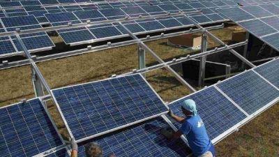 Energía solar: Argentina prevé invertir u$s 4.000 millones y crear 60 mil empleos en 5 años