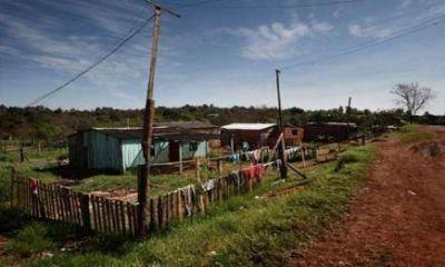 La mayor cantidad de pobres se concentra en Misiones