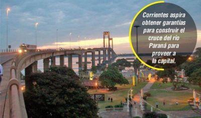 Corrientes gestiona inclusión en continuidad del Gasoducto del NEA