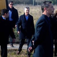 Confirman que todav�a no hay detenidos por la agresi�n a Macri en Mar del Plata