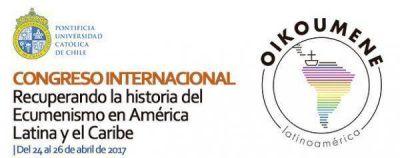 Congreso Internacional Recuperando la historia del ecumenismo en A.L. y El Caribe