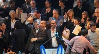 Tras la foto con CFK, Scioli intensifica su actividad y ma�ana se re�ne con Gioja por el PJ