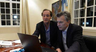 Intrigas y peleas de poder, detr�s de la imputaci�n a Michetti